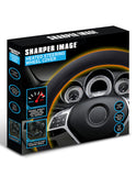 Sharper Image Heated Steering Wheel Cover