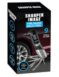 Sharper Image Tire Gauge Multi Tool