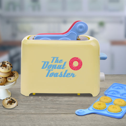 The Donut Toaster