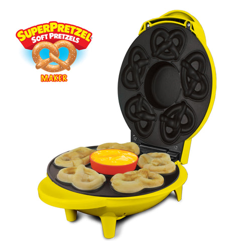 Super Pretzel Soft Pretzel Maker