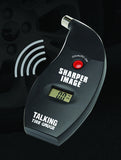 Sharper Image Talking Tire Gauge