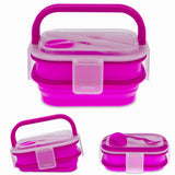 Collapsible Double Decker Meal Kit