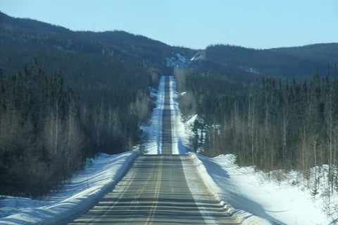 Quebec Hwy 389 to Labrador City