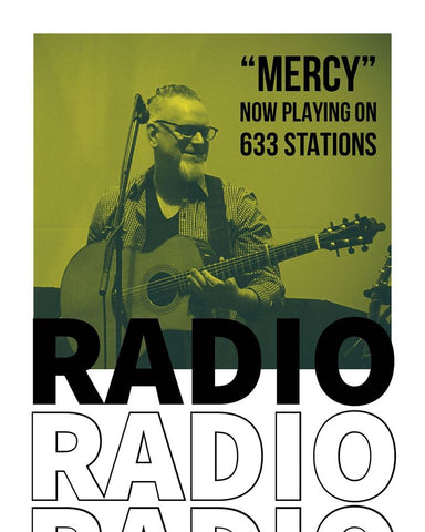 Mercy single by Terry Poshumus