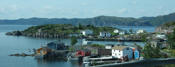 Southport near Clarinville Newfoundland photo by Karen Richardson