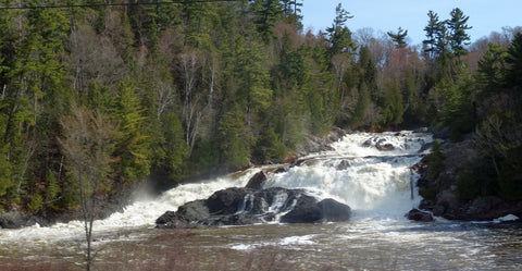 Chippewa Falls. Photo by Karen Richardson