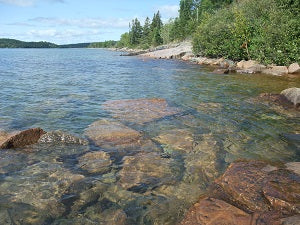 Rossport Coastal Trail, Lake Superior