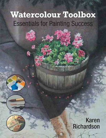 Watercolour Toolbox Book
