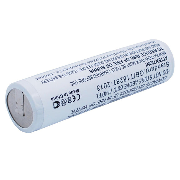 Part Number 00040-100 Battery Compatible Replacement