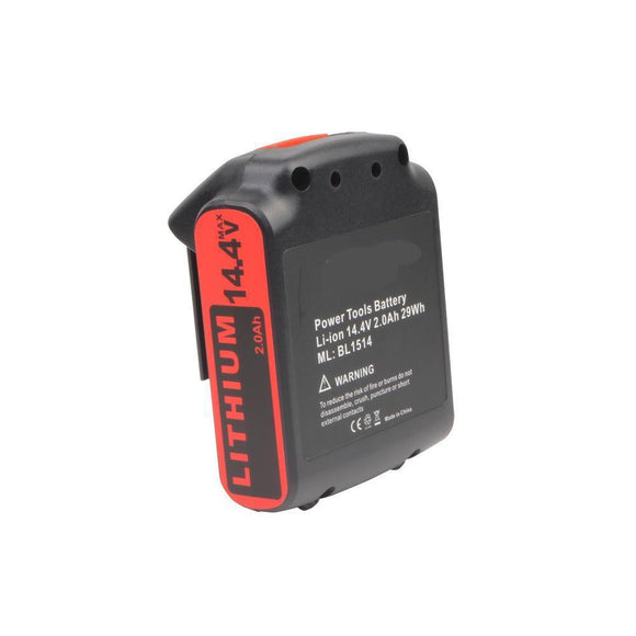 Part Number BL1114 Battery Compatible Replacement