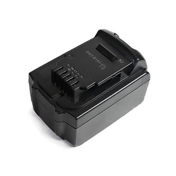 Part Number DCB180-60 Battery Compatible Replacement