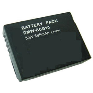 Panasonic Lumix DMC-ZR3T Replacement Battery Compatible Replacement
