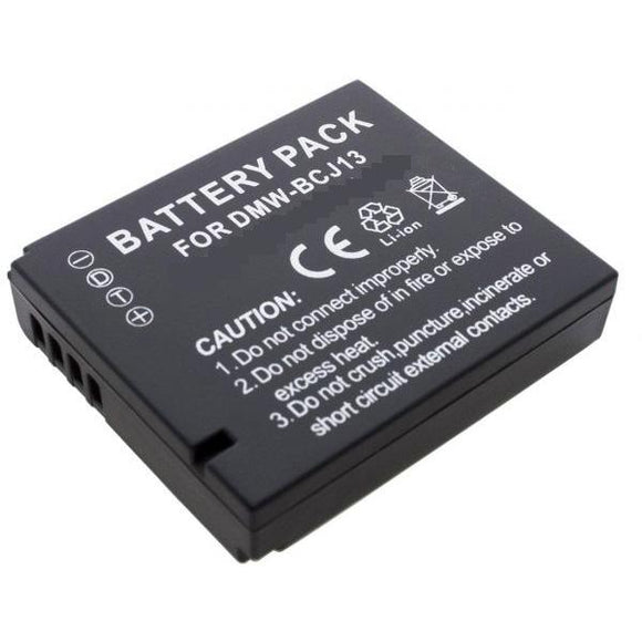 Panasonic  DMW-BTC5 Replacement Battery Compatible Replacement
