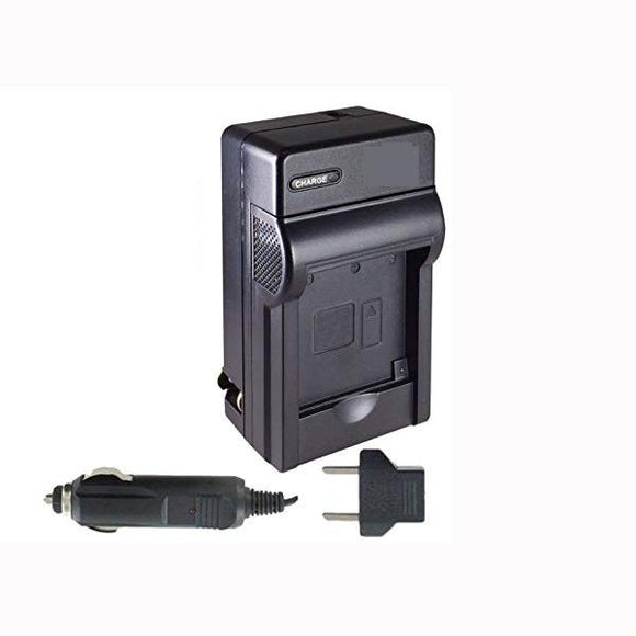Canon ZR600 Replacement Charger Compatible Replacement