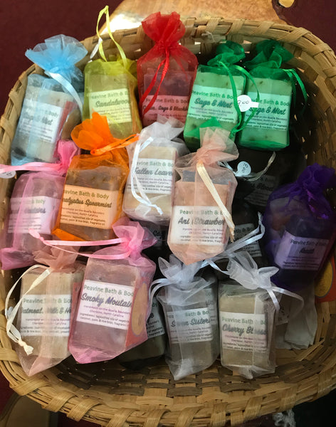 Herbal Soap Sample/Gift Bag