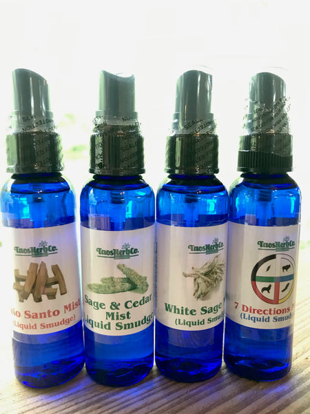 Sacred Mists / Smudging Sprays
