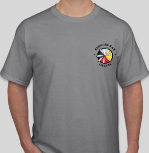 Medicine Man Crafts Corner Logo T-Shirt