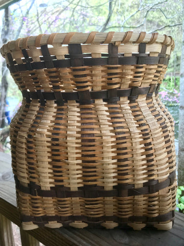 Vintage Collector's Basket, Agnes Welch