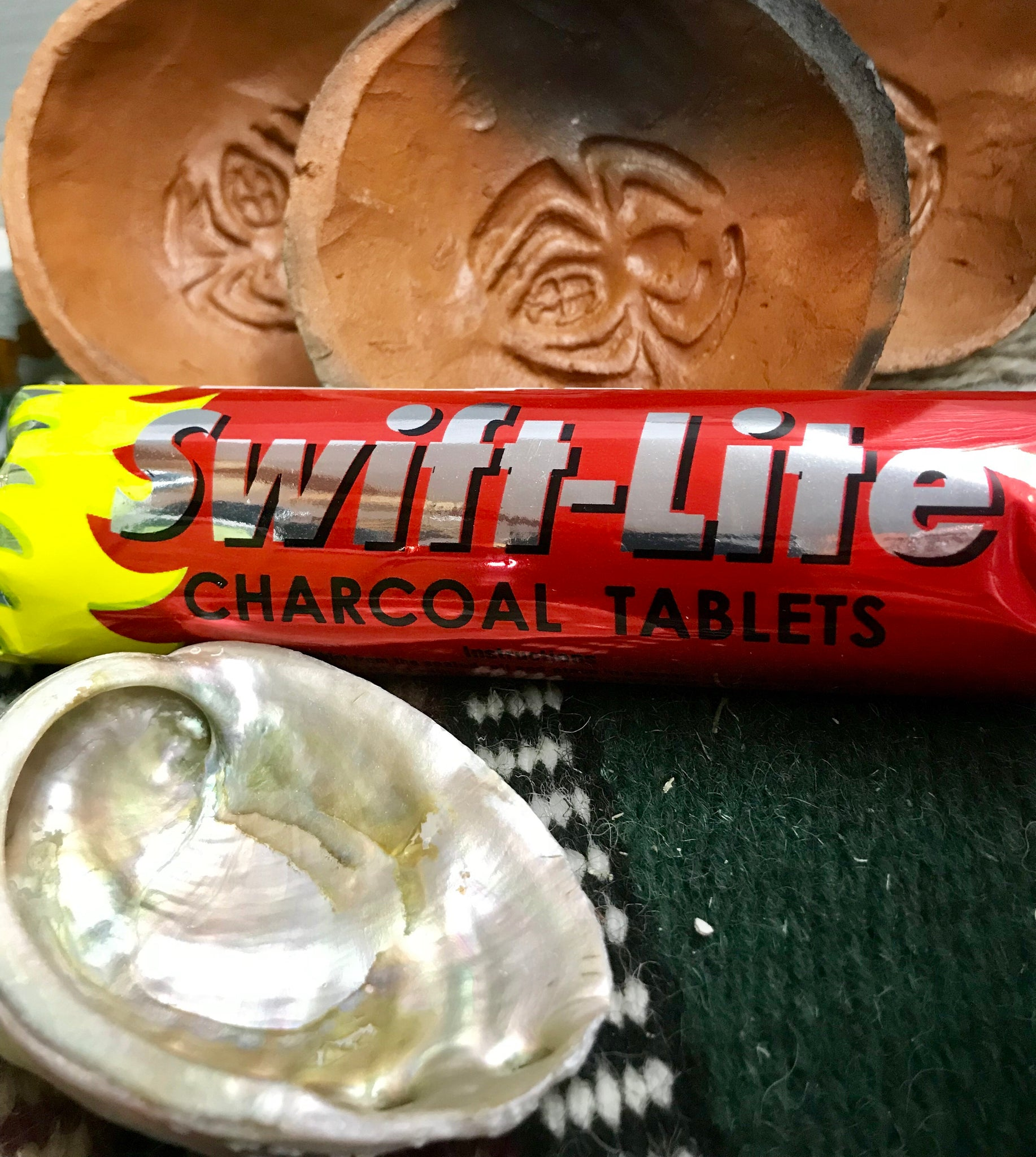 Swift-Light Charcoal Tablets