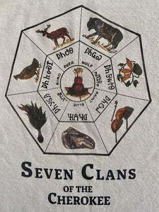 Cherokee Clan T-Shirt