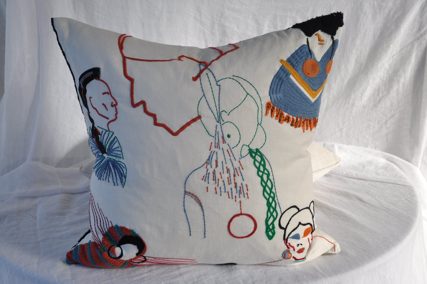 Pierre Frey La Smala Cushion Cover