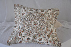 Fabricut Map Quest Cushion Cover