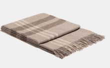 Load image into Gallery viewer, Plaid Eco Scottish Throw