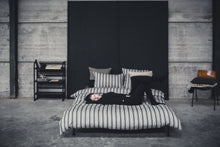 Load image into Gallery viewer, The Tack Stripe Duvet Cover