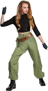 Kim Possible Costume: How to dress like Kim Possible for Halloween and Cosplay