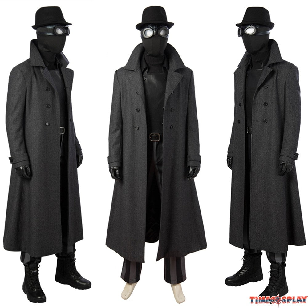 Spider-Man Noir Costume Guide: How to dress like Spider-Man Noir for Halloween and Cosplay