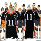 Haikyuu!! Karasuno High School Volleyball Club Cosplay Costume