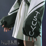 MY HERO ACADEMIA Asui Tsuyu Magazine Fashion Cosplay Costume