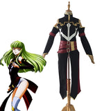 Code Geass Queen CC Cosplay Costume