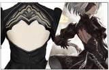 NieR Automata Yorha 2B Cosplay Outfit