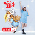 Cells at Work Platelet Full Set Cosplay
