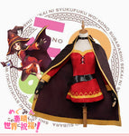 Konosuba Megumin God's Blessing on this Wonderful World Carnival Cosplay Costume