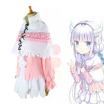 Miss Kobayashi San Chi No Maid Dragon Kanna Kamui Cosplay Costume