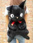Studio Ghibli Jiji Kiki's Delivery Service Backpack Plush Bag