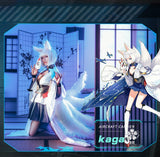 Azur Lane Kaga Cosplay Costume