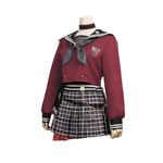 BanG Dream! Afterglow Lost One Mitake Ran Cosplay Costume