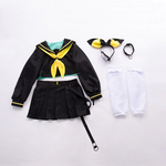 Vocaloid MAGICAL MIRAI 10th Anniversary Live Vocal Concert Kagamine Len Rin Sailor Cosplay Costumes