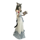 Final Fantasy XIV Spring Dress Miqo'te Cosplay Costume