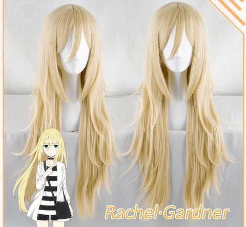 Angels of Death Rachel Gardner Cosplay Wig