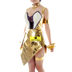League of Legends KDA Ahri Prestige Edition Cosplay Costume