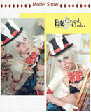 Fate/Grand Order Mary Read Cosplay Costume