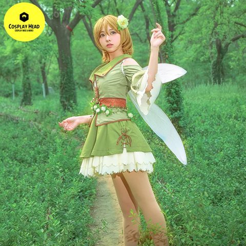 Love Live! Flower Fairies Cosplay Costume