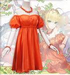 Fate Grand Order Nero Christmas Cosplay Costume