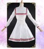 Fate/Grand Order Stheno Sailor Uniform Cosplay Costume