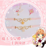 Card Captor Sakura Necklace Wand Pendant