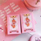 Pink Cardcaptor Sakura Playing Cards